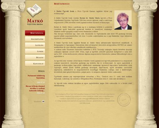 Matkó Ügyvédi Iroda