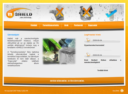 nSHIELD nano technology