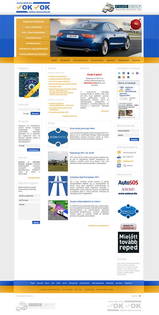 OKOK Online biztosítások